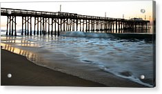 Balboa Pier  Acrylic Print