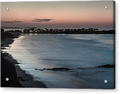 Acrylic Print featuring the photograph Baleal by Edgar Laureano