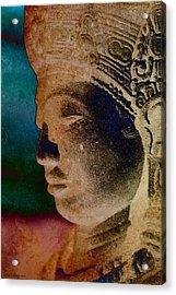Balinese 3 Acrylic Print