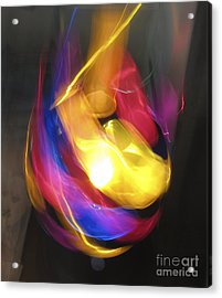 Ball Of Light Acrylic Print