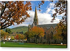 Ballater Church Acrylic Print