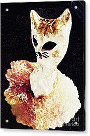 Ballerina 2 Acrylic Print by Sarah Loft