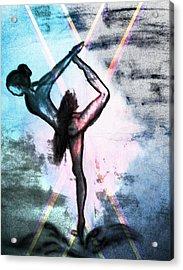 Ballerina Ballerina II Acrylic Print