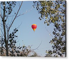 Balloon Candy Acrylic Print