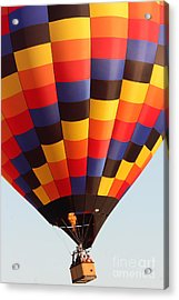 Balloon-color-7277 Acrylic Print by Gary Gingrich Galleries