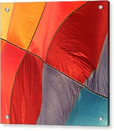 Balloon Colors Acrylic Print by Art Block Collections
