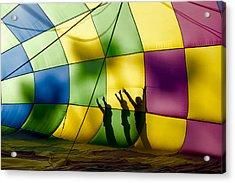 Balloon Helpers  Mg1138 Acrylic Print