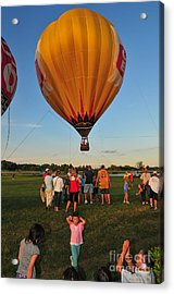 Balloons And Toons Acrylic Print