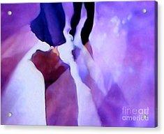 Ballroom Dance Floor Abstract 10 Acrylic Print