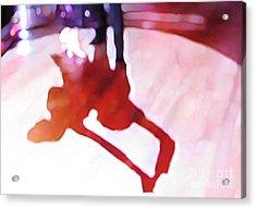 Ballroom Dance Floor Abstract 18 Acrylic Print