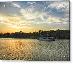 Bama Belle Sunset Acrylic Print by Ben Shields
