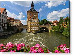 Bamberg Bridge Acrylic Print