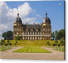 Bamberg Castle - Germany Acrylic Print by Gary Grayson