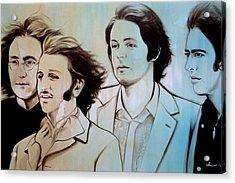 Band Of Brothers Acrylic Print by Joo Chung