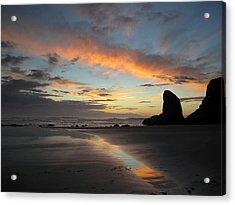 Bandon Beach Beauty Acrylic Print