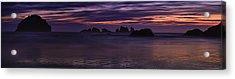 Bandon Panorama Acrylic Print by Andrew Soundarajan