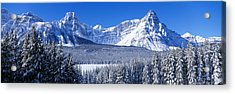 Banff National Park Alberta Canada Acrylic Print by Panoramic Images