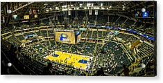 Bankers Life Fieldhouse - Home Of The Indiana Pacers Acrylic Print