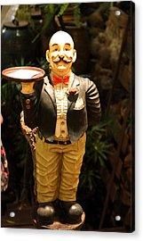 Banmai Resort And Restaurant - Pak Chong Thailand - 011372 Acrylic Print by DC Photographer