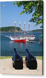 Bar Harbor Acrylic Print by Acadia Photography
