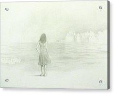 Barbara Acrylic Print