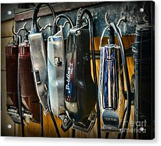 Barber -  Hair Clippers Acrylic Print