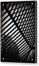 Barbican Grids Acrylic Print
