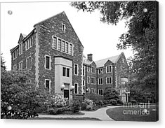 Bard College Warden's Hall Acrylic Print by University Icons