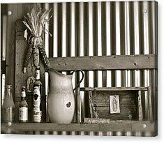 Barn Altar Acrylic Print