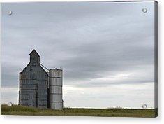 Barn Amarillo I-40 Acrylic Print