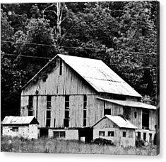 Barn Art Acrylic Print