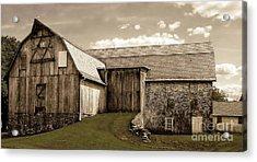 Barn Series 1 Acrylic Print