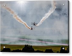 Barnstormer Late Afternoon Smoking Session Acrylic Print