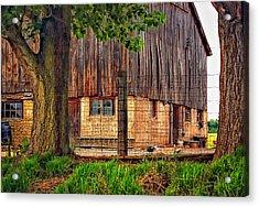 Barnyard 2 Acrylic Print