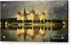 Baroque Daydream Acrylic Print by Heiko Koehrer-Wagner