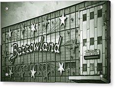 Barrowland Glasgow Acrylic Print by Liz Leyden