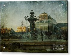 Bartholdi Afternoon Acrylic Print