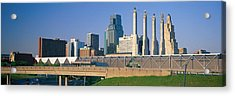 Bartle Hall Kansas City Mo Acrylic Print