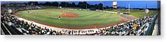 Baseball America's Past Time Acrylic Print by Thomas Woolworth