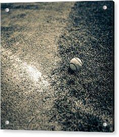 Baseball Field 1 Acrylic Print