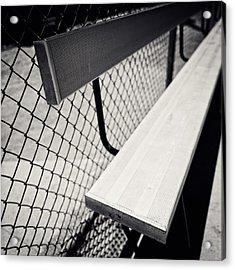 Baseball Field 10 Acrylic Print