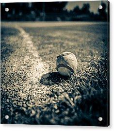 Baseball Field 2 Acrylic Print