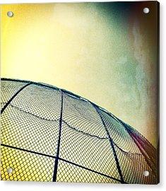 Baseball Field 8 Acrylic Print