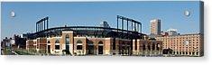 Baseball Park In A City, Oriole Park Acrylic Print