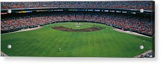 Baseball Stadium, San Francisco Acrylic Print by Panoramic Images