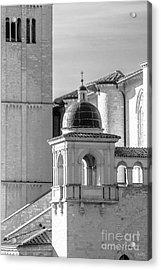 Basilica Details Acrylic Print