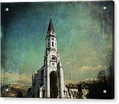 Basilica Of The Visitation Acrylic Print by Barbara Orenya