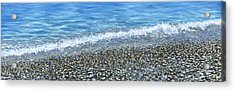 Baska Acrylic Print by Joe Maracic
