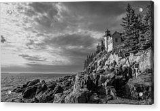 Bass Harbor Views Acrylic Print