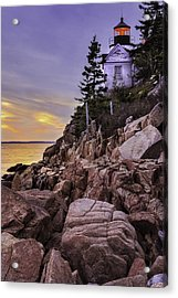Bass Head Lighthouse Acrylic Print